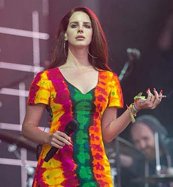 Lana Del Rey setlists