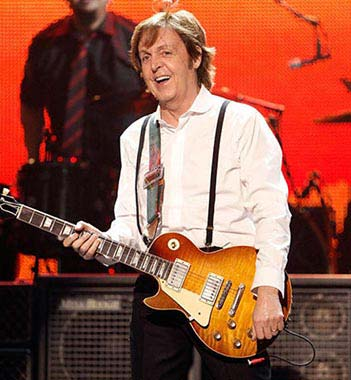 Paul McCartney Concert Setlists