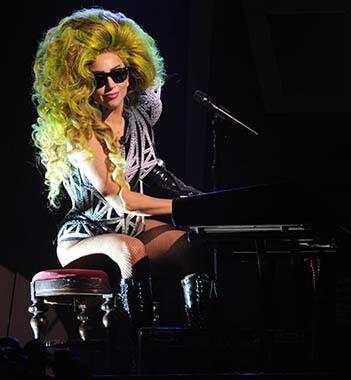 Lady Gaga setlists