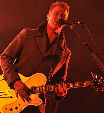 Queens of the Stone Age setlists