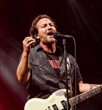 Pearl Jam setlists