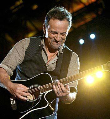 Bruce Springsteen setlists