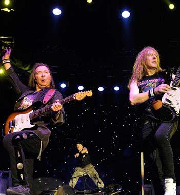 Iron Maiden setlists