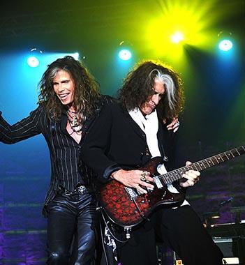Aerosmith setlists