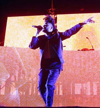 The Weeknd setlists