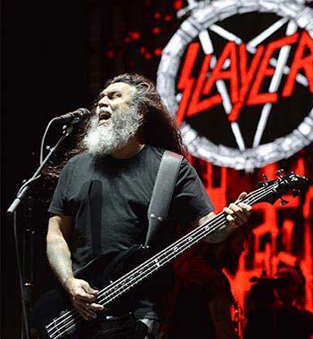 Slayer setlists