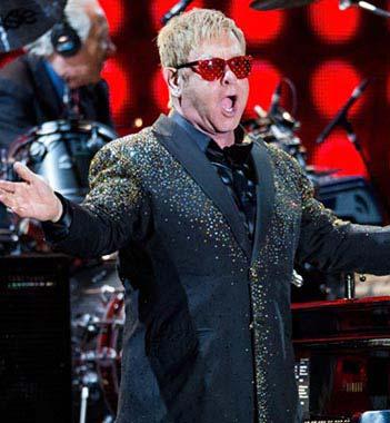 Elton John setlists