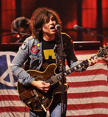 Ryan Adams red rocks setlist