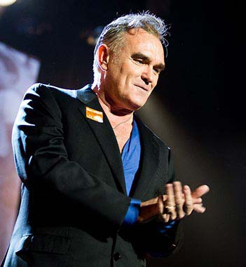 Morrissey setlists