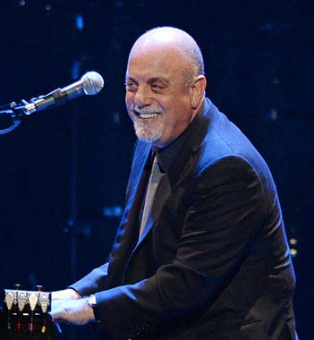 Billy Joel Concert Setlist At Citizens Bank Park