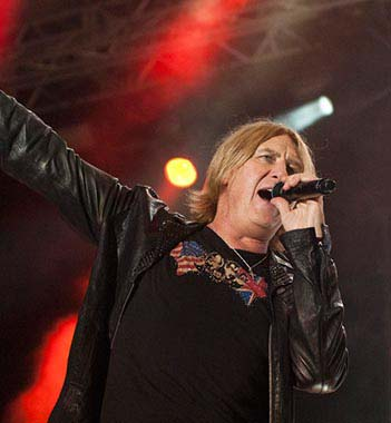 Def Leppard Concert Setlist at Zappos Theater, Las Vegas on