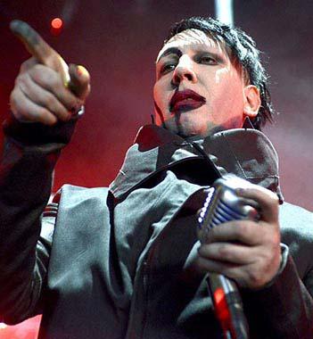Marilyn Manson setlists